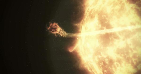 WASP 12b - Hành tinh kim cương