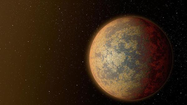 HD219134b- Hành tinh chứa nhiều viên hồng ngọc