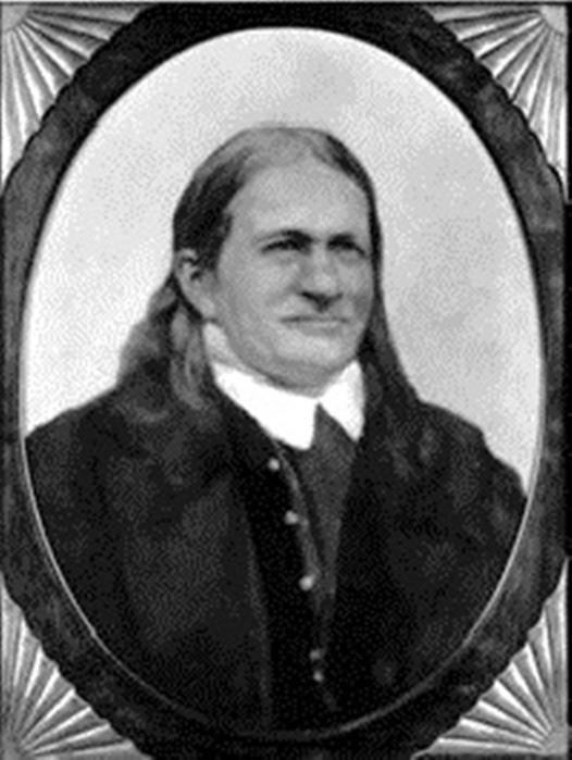 Chân dung nhà bác học người Đức Friedlieb Ferdinand Runge