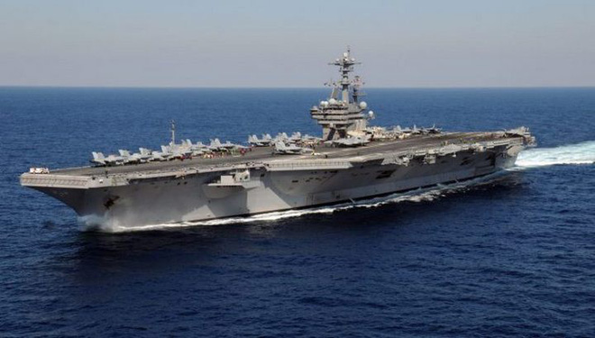 USS George H.W. Bush (CVN 77) là siêu tàu sân bay lớp Nimitz thứ 10 và cuối cùng của Mỹ