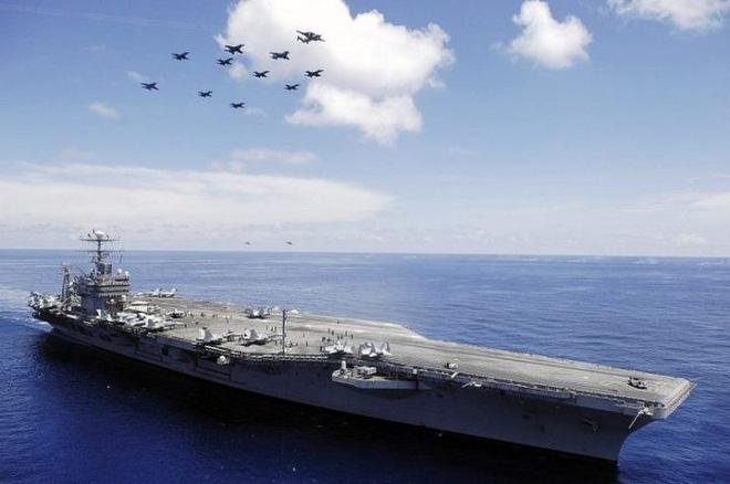 Tàu sân bay USS Abraham Lincoln (CVN 72)