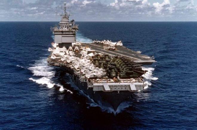 Tàu sân bay USS Enterprise