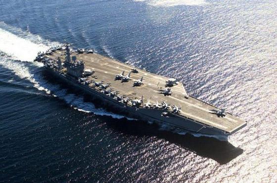 Tàu sân bay USS Nimitz