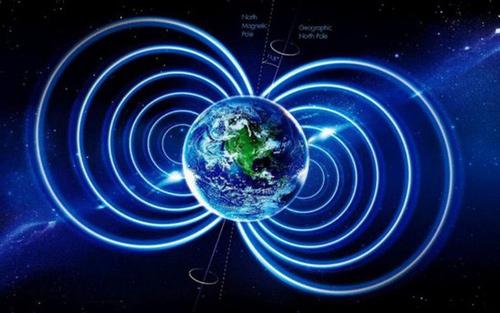 Mô hình World Magnetic Model thường thay đổi 5 năm/lần