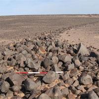Phát hiện hàng trăm cấu trúc đá bí ẩn ở Tây Sahara