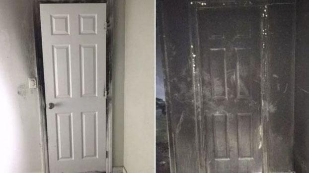 Nên đóng kín cửa phòng ngủ khi đi ngủ để cứu tính mạng của chính mình trong trường hợp hỏa hoạn xảy ra.