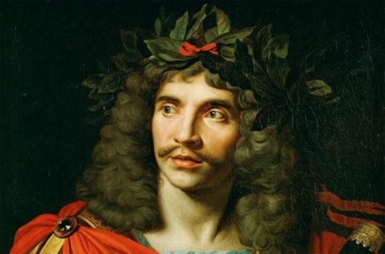 Nhà hài kinh vĩ đại Molière được Google Doodle vinh danh.