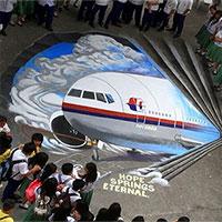 Tìm thấy tọa độ chính xác của máy bay MH370 mất tích?