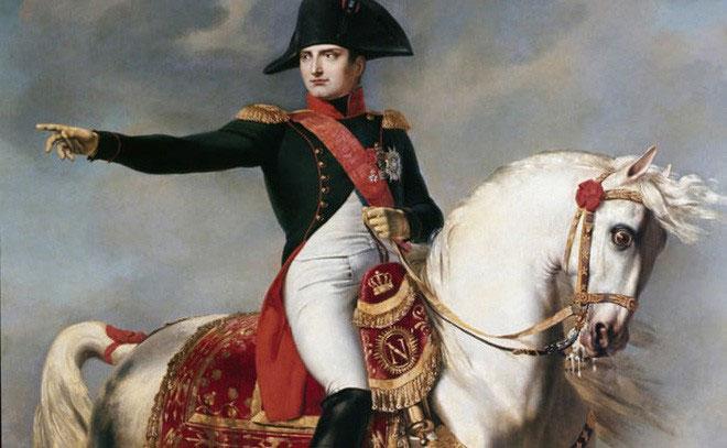 Napoleon thực sự cao khoảng 1m70, về cơ bản là chiều cao trung bình của thời đại chúng ta.