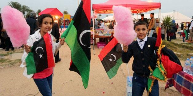 Người dân Lybia