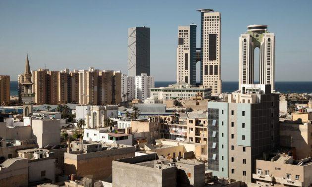 Thành phố nào là thủ đô của Libya hiện nay?