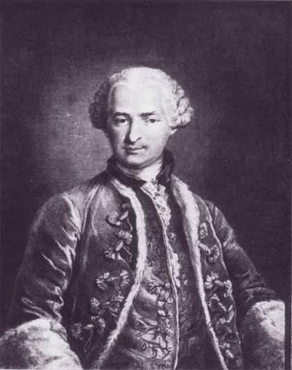 Bá tước Saint-Germain