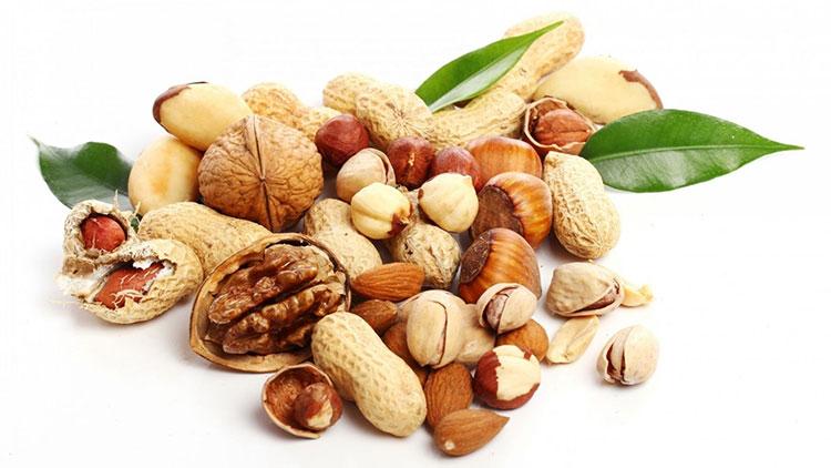 Các loại hạt có chứa các chất tốt cho tim và hệ tim mạch