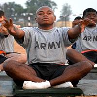 Phương pháp thở của lính Mỹ giúp bạn vượt qua áp lực