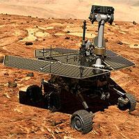 """Xe thám hiểm của NASA """"chết"""" sau 15 năm khám phá sao Hỏa"""