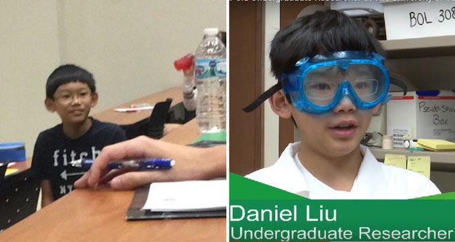 Danial rất ham học hỏi, tới mức nhiều lúc làm phiền các sinh viên khác với những câu hỏi của mình.