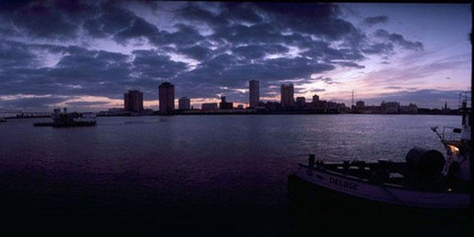 New Orleans đang hồi phục sau sự tàn phá của cơn bão Katrina năm 2005.