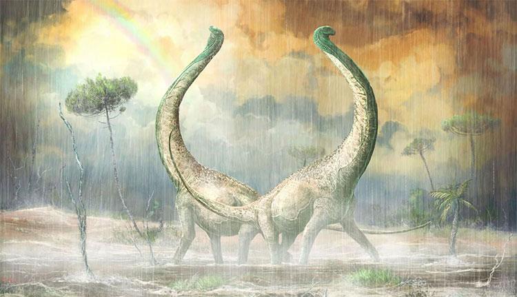 Loài khủng long này được phát hiện ở phía Tây Nam Tanzania.