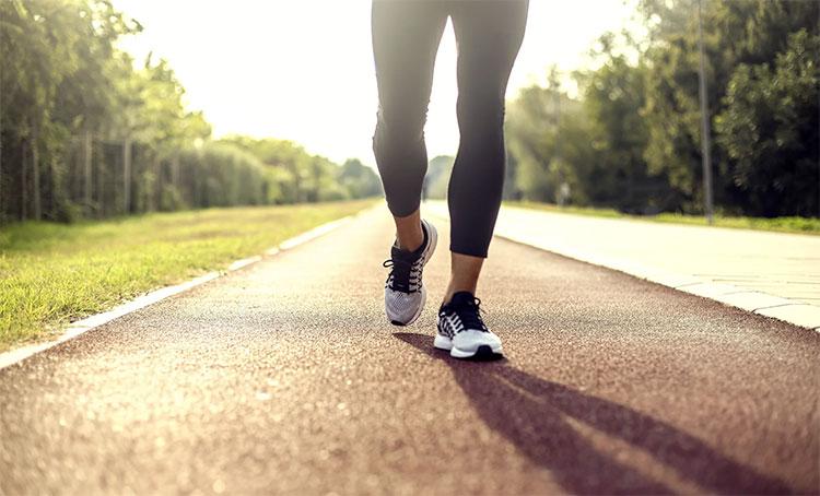 Tăng thêm 1.000 bước mỗi ngày sẽ giúp giảm 6% nguy cơ tử vong sớm với bất kì nguyên nhân nào.