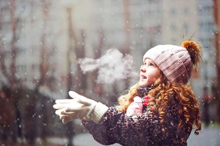 Tuyết rơi
