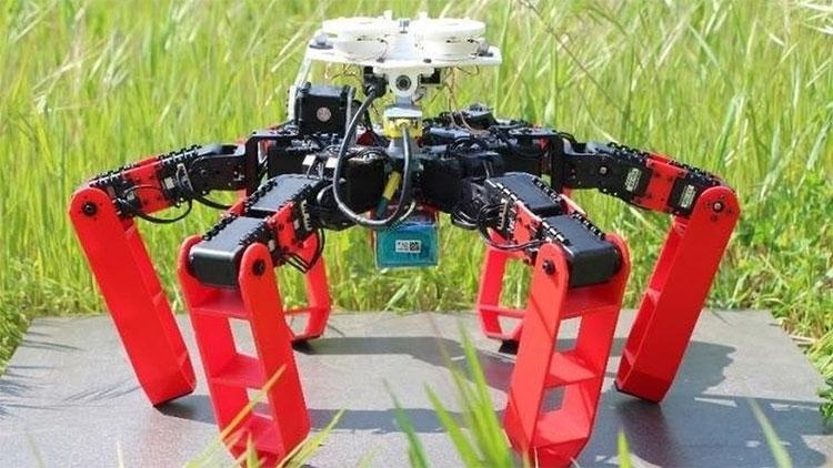 AntBot có khả năng định hướng chính xác tới 0,4 độ trong mọi điều kiện thời tiết.