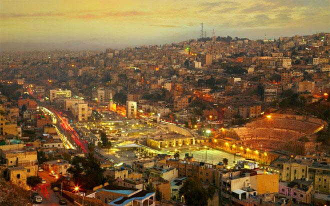 Thủ đô của Jordan là thành phố nào?