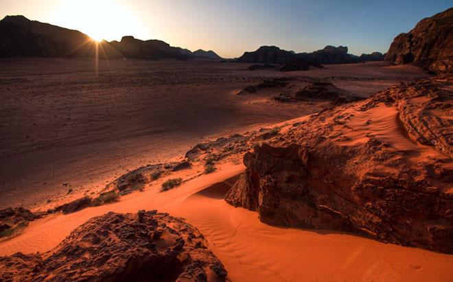 Đất nước Jordan