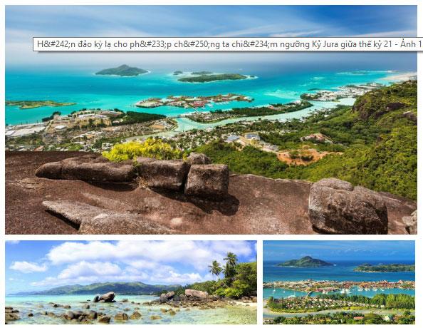 Mahé có khoảng 80.000 cư dân, chiếm đến 90% dân số quốc gia Seychelles.