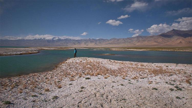 Karakul là phiên bản biển Chết của châu Á.