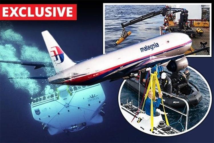 Các nhà thám hiểm tin rằng có thể tìm thấy xác MH370 dưới đáy biển.