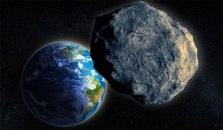 1999 VF22 sẽ tiếp cận Trái Đất với vận tốc cao.