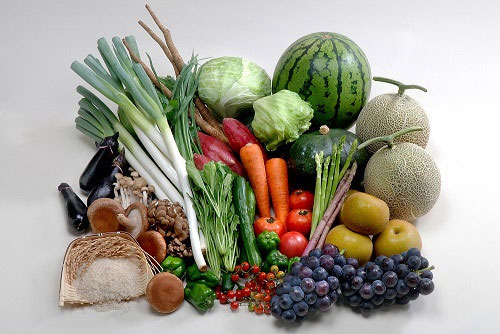 Người Nhật thường chọn những cách chế biến phù hợp để giữ được những chất dinh dưỡng của rau củ.