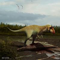 """Hóa thạch tiết lộ tổ tiên của """"vua các loài khủng long"""""""