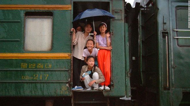Phương tiện di chuyển ở Triều Tiên