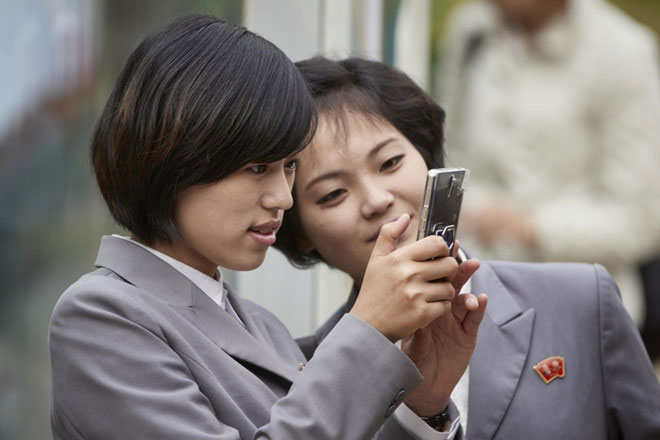 Hãng điện thoại thông minh của Triều Tiên