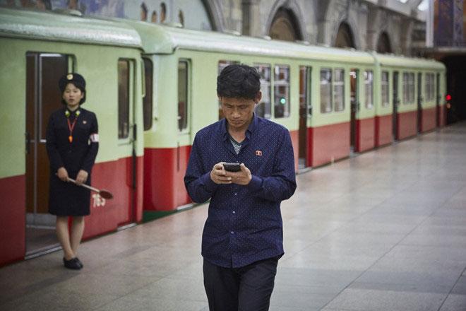Hệ thống tàu điện ngầm của Triều Tiên