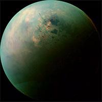 """Mặt trăng Titan tồn tại """"dạng sự sống methane điên rồ""""?"""