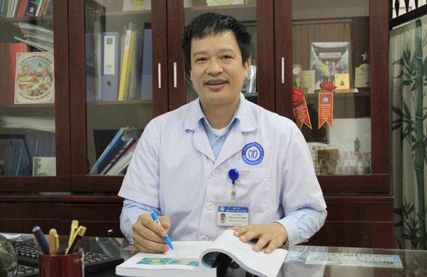 Ths.BS Phan Hoàng Hiệp.