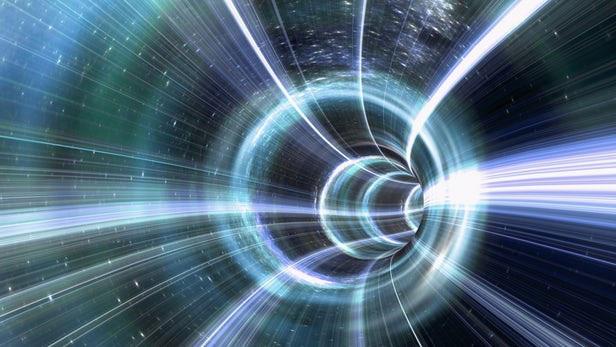 Xuyên hầm lượng tử.