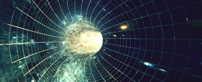 """Bản thân không-thời gian – tấm """"vải nền"""" nằm lót dưới mọi thứ trong Vũ trụ - chính là sản phẩm của cơ học lượng tử"""