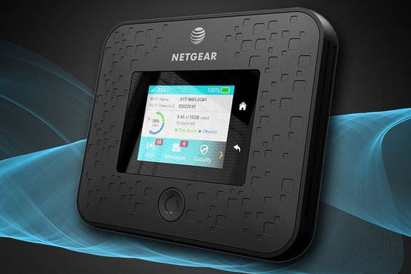 Netgear Nighthawk 5G là thiết bị có kết nối 5G đầu tiên trên thế giới.