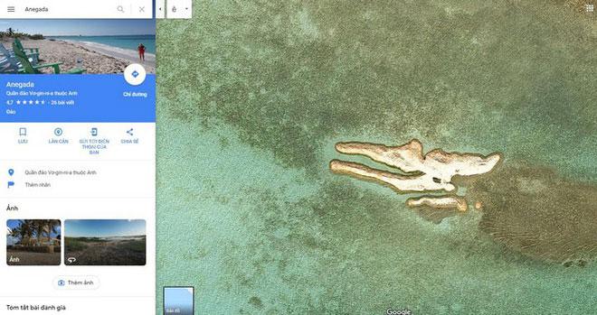 Hòn đảo nhân tạo có một không hai: Toàn bộ đảo được làm từ vỏ ốc xà cừ chất thành đống