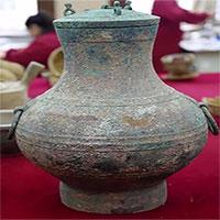 """Phát hiện """"thuốc trường sinh bất lão trong mộ cổ Trung Quốc"""