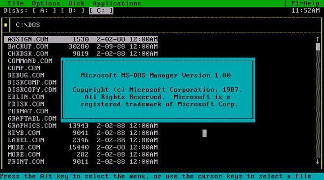 Hệ điều hành MS-DOS