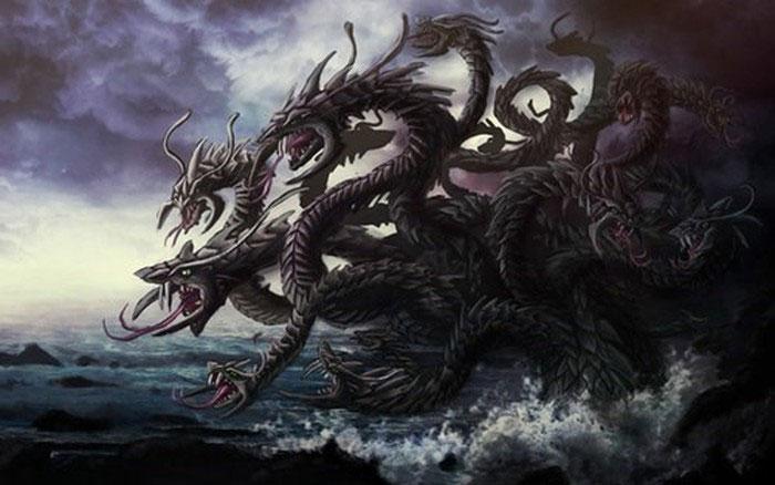 Quái vật 9 đầu Hydra