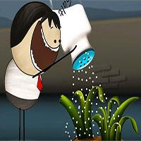 Tại sao cỏ chết nếu bị rắc muối lên trên?