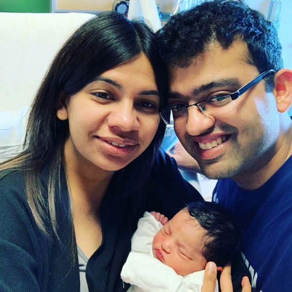 Tháng 2 vừa qua, Revati đã hạ sinh một bé gái sau 48 tiếng chuyển dạ.