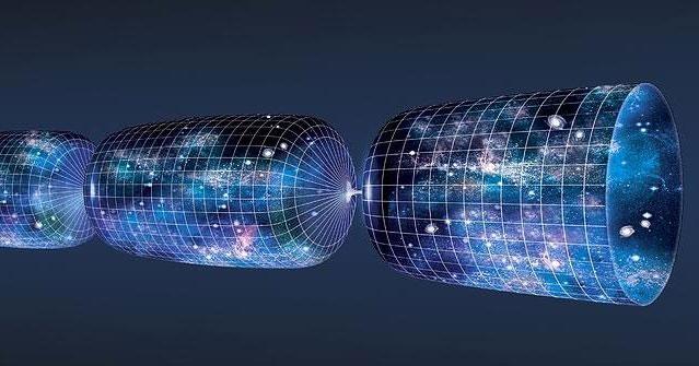 Vũ trụ và mọi thứ bên trongđều xuất hiện từ hư không, nhờ vào những định luật kỳ lạ.