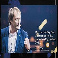 """Estonia - Quốc gia """"kỹ thuật số"""" đầu tiên trên thế giới"""