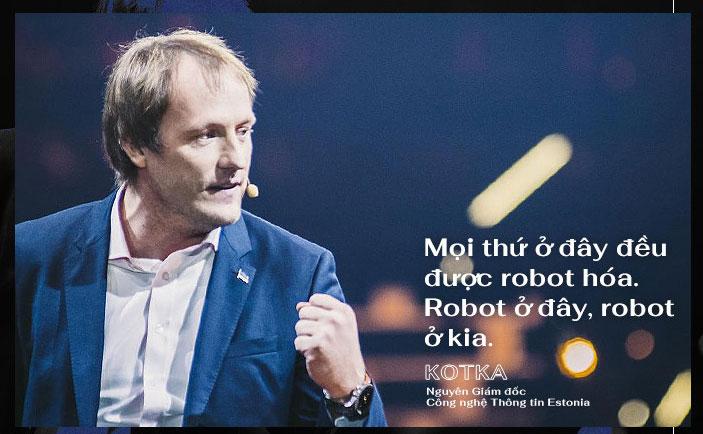 Kết quả hình ảnh cho công nghệ AI ở Estonia